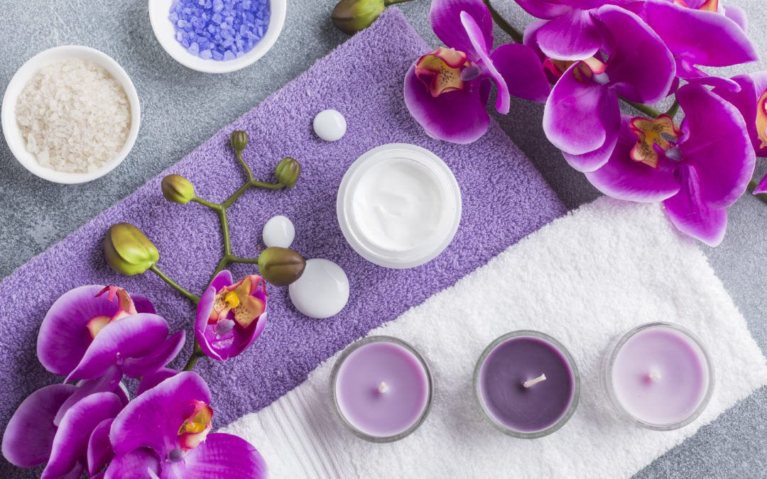 Valentine's Day Gift Ideas: 3 Step guide to create a home spa