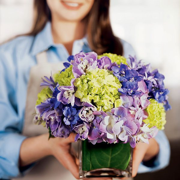 Flower Therapy: Convey Any Feeling with Colors